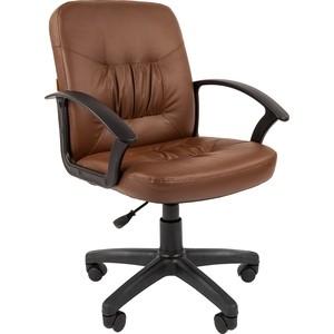 Офисноекресло Chairman 651 коричневый