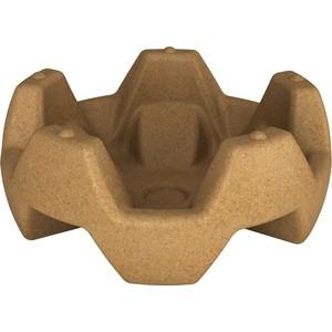 Вазон Flox песочный гранит (295х 730х 730)