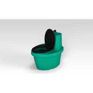 Туалет Rostok торфяной зеленый (820х 615х 790)