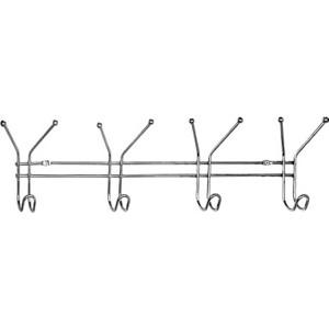Планка с 4 крючками Milardo нержавеющая сталь (003W000M41) планка с 4 крючками milardo нержавеющая сталь 003w000m41