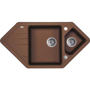 Кухонная мойка IDDIS Vane G шоколад (V36C965i87) шоколад qanba n1 g лей тинг рокер большой круг профиль аркада джойстик коф