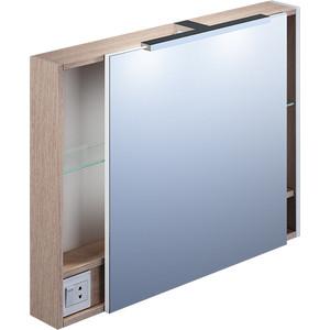 Зеркальный шкаф IDDIS Mirro 800 с подсветкой (MIR8000i99)