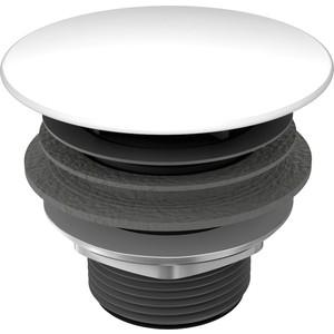 Донный клапан для раковины без перелива Kaldewei 3904, круглый, эмалированная крышка, белый (905800000001) pmbs3904 3904 sot23 t04