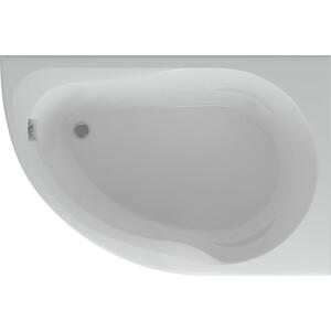 Акриловая ванна Акватек Вирго 150х100 правая фронтальная панель, каркас, слив-перелив (VIR150-0000025)