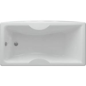 Акриловая ванна Акватек Феникс 160х75 фронтальная панель, каркас, слив-перелив (FEN160-0000022)