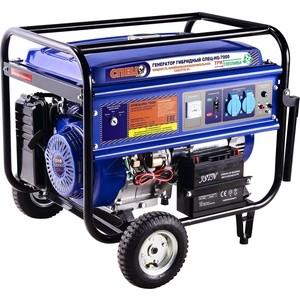 Генератор бензиново-газовый СПЕЦ HG-7000