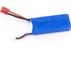 Аккумулятор Jin Xing Da Li-Po 7.4V 2000 mAh для квадрокоптера JXD 506, 507 - 506-27 xing long da toys игрушка для ванны солнечный краб