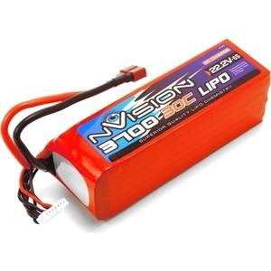 Аккумулятор nVision LiPo 22.2V 6S 30C 3700 mAh - NVO1817 цена