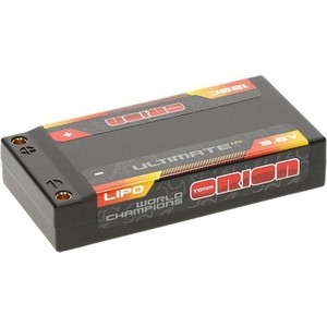Аккумулятор Team Orion Batteries Ultimate Graphene HV Lipo 3.8 B (1s) 7600mAh 120C Hard Case Tubes - ORI14500