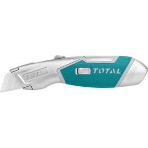 Нож с выдвижным лезвием TOTAL TG5126101
