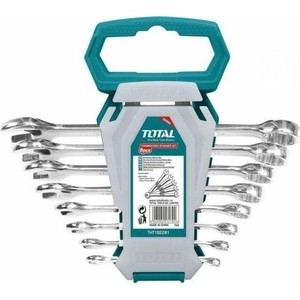 Набор ключей комбинированных TOTAL 8шт (THT102286)