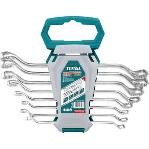 Набор ключей накидных TOTAL 8шт (THT102486)