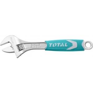 Ключ разводной TOTAL 200мм (THT101086)