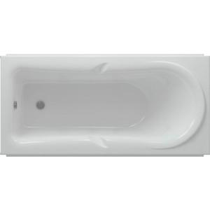 Акриловая ванна Акватек Леда 170х80 фронтальная панель, каркас, слив-перелив (LED170-0000034)