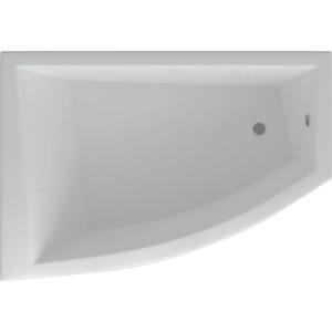 Акриловая ванна Акватек Оракул 180х125 см левая каркас, слив-перелив (ORK180-0000008)