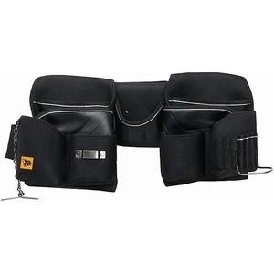 Пояс монтажника JCB с двумя сумками (JSW011)
