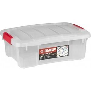 Ящик для инструментов Зубр МХ 417 пластиковый 20л (38182-17)