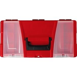 Ящик для инструментов Зубр Нева-23 пластиковый (38323-23) ящик для инструментов зубр 38324 z01