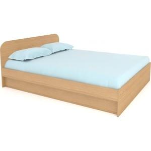 Кровать БАРОНС ГРУПП Полина-140 с ортопедическим основанием кровать баронс групп алина 140 с ортопедическим основанием
