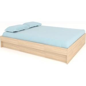 Кровать БАРОНС ГРУПП Регина-140 с ортопедическим основанием кровать баронс групп алина 140 с ортопедическим основанием