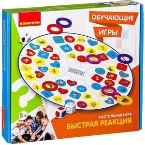 Обучающая игра Bondibon БЫСТРАЯ РЕАКЦИЯ (ВВ2410 )