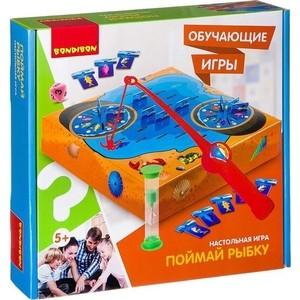 Обучающая игра Bondibon ПОЙМАЙ РЫБКУ (ВВ2414 )