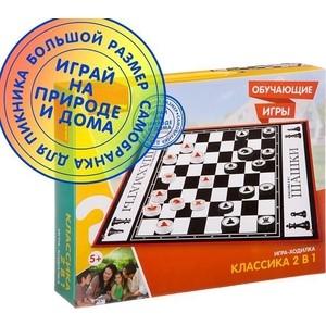 Обучающая игра Bondibon КЛАССИКА 2 в 1 (ВВ2604 )