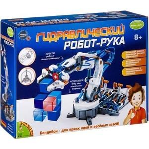 Конструктор Bondibon Науки с Буки, Гидравлический робот-рука (ВВ2582 )