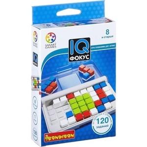 Логическая игра Bondibon IQ- Фокус, арт. SG 422 RU. (ВВ2184 )
