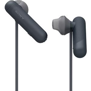 Наушники Sony WI-SP500 black