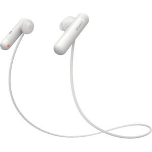 Наушники Sony WI-SP500 white