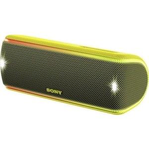 Портативная колонка Sony SRS-XB31 yellow портативная колонка sony srs xb30 white