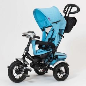 Велосипед трехколесный Mr Sandman Cruiser голубой недорого