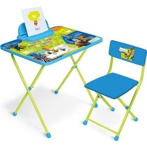 Набор мебели Nika Disney 2 Стол-Стул Зверополис