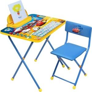 Набор мебели Nika Disney 2 Стол-Стул Тачки