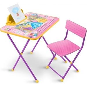 Набор мебели Nika Disney 3 Стол-Стул Принцесса стул nika к3 turquoise