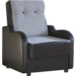 Фото - Кресло Шарм-Дизайн Классика В шенилл серый тахта шарм дизайн классика 100 шенилл коричневый