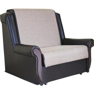 Кресло кровать Шарм-Дизайн Аккорд М рогожка бежевый