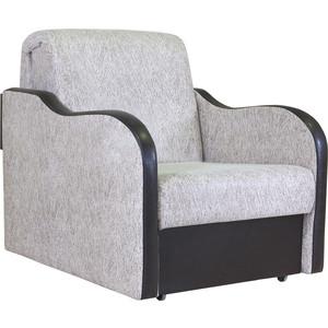 Кресло кровать Шарм-Дизайн Коломбо замша бежевый кресло кровать шарм дизайн коломбо рогожка коричневый
