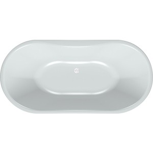 Акриловая ванна Kolpa-san Comodo FS 185x90 см, овальная, на каркасе, слив-перелив цены онлайн