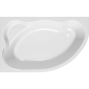Акриловая ванна Kolpa-san Amadis R 160x100 см, правая, на каркасе, слив-перелив акриловая ванна cersanit joanna 160х95 см правая ультра белая wa joanna 160 r w
