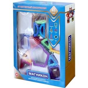 Конструктор магнитный Магникон Робот (МК-41)