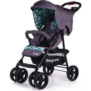 Коляска прогулочная Baby Care Voyager Серый 17 (Grey 17) E1021 коляска baby care voyager green