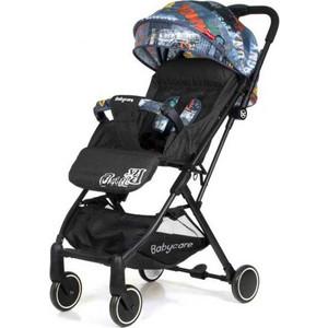 Коляска прогулочная Baby Care Daily Чёрный (Black) BC007 silver cross прогулочная коляска pop jade black