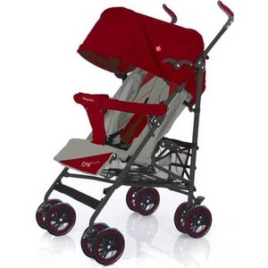 Коляска трость Baby Care CityStyle Красный 18 (Red 18) BT-109 baby care city style red