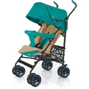 Коляска трость Baby Care CityStyle Бирюзовый 18 (Turquoise 18) BT-109 коляска трость baby care citystyle turquoise 18