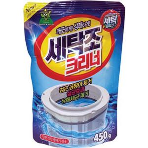 купить Очиститель для стиральных машин Sandokkaebi мягкая упаковка, 450 г по цене 149 рублей