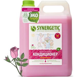 Кондиционер Synergetic для белья Аромамагия, 5 л