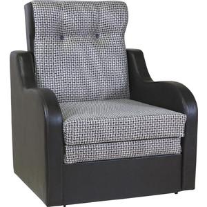 Кресло кровать Шарм-Дизайн Классика В рогожка коричневый. кресло кровать шарм дизайн коломбо рогожка коричневый