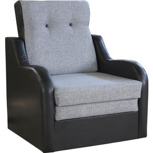 Кресло кровать Шарм-Дизайн Классика В шенилл серый.
